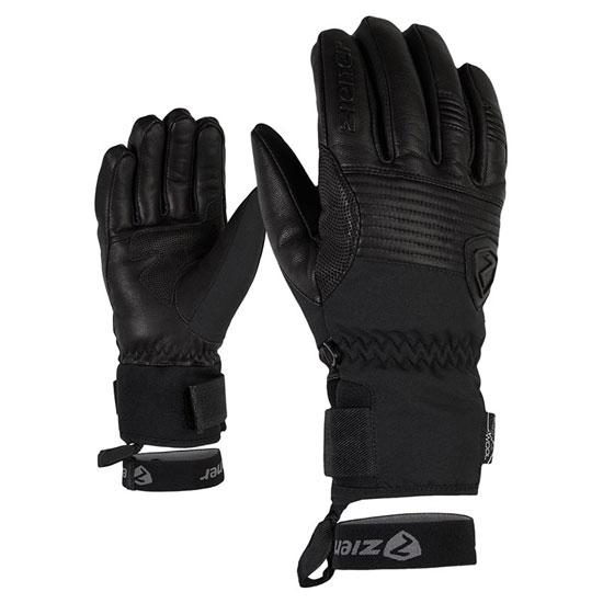 Ziener Gingo AS(R) AW  Glove - Black/Black