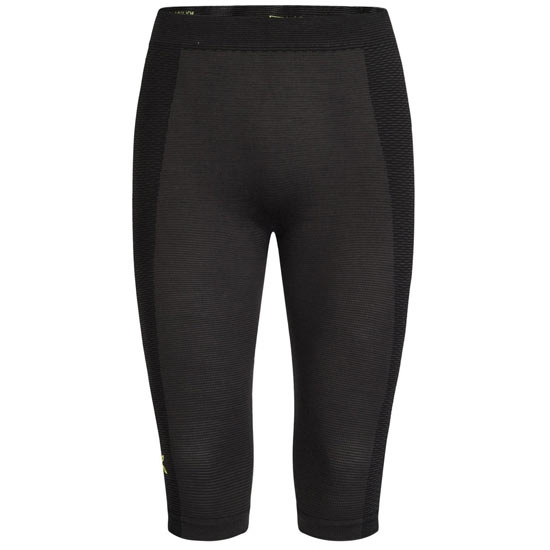 Montura Seamless Warm 3/4 Pants - Nero