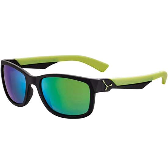 Cebe Avatar Jr S3 - Matt Black/Lime