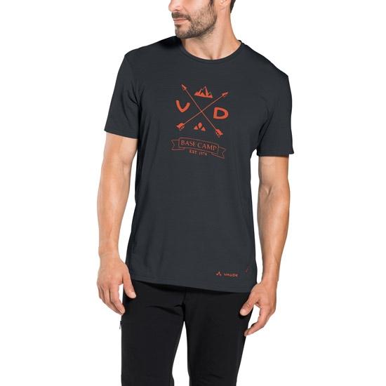 Vaude Gleann Shirt V - Photo of detail
