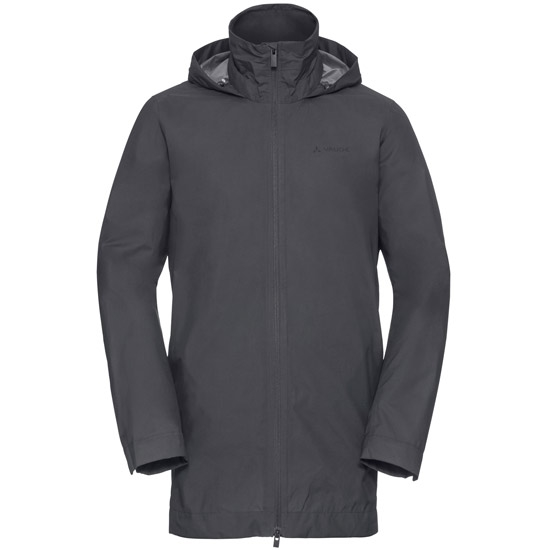 Vaude Margone Coat - Iron