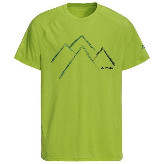 Vaude Tekoa Shirt - Chute green