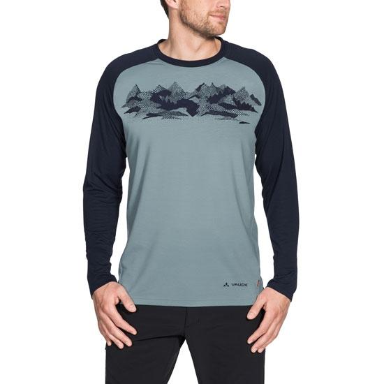 Vaude Gleann LS Shirt II - Photo of detail