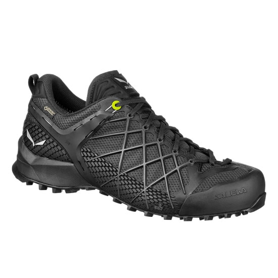Salewa Wildfire GTX - Black Out/Silver