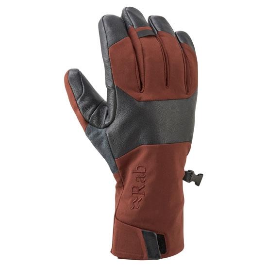 Rab Guide Lite Gtx Glove - Dark Clay