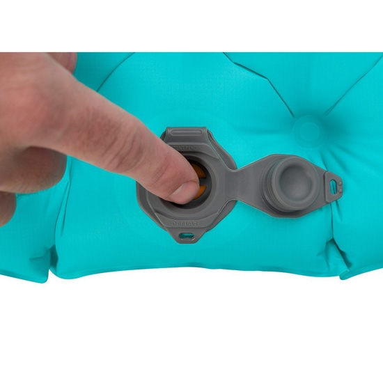 Sea To Summit Comfort Light Insulated Mat W - Photo of detail