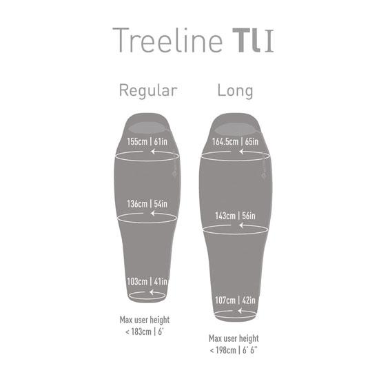 Sea To Summit Treeline Tli - Photo of detail