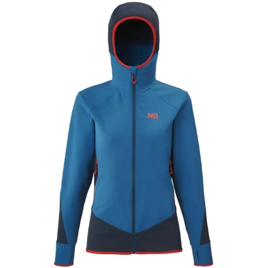 Millet Extreme Touring Fit Jacket W - Cosmic Blue
