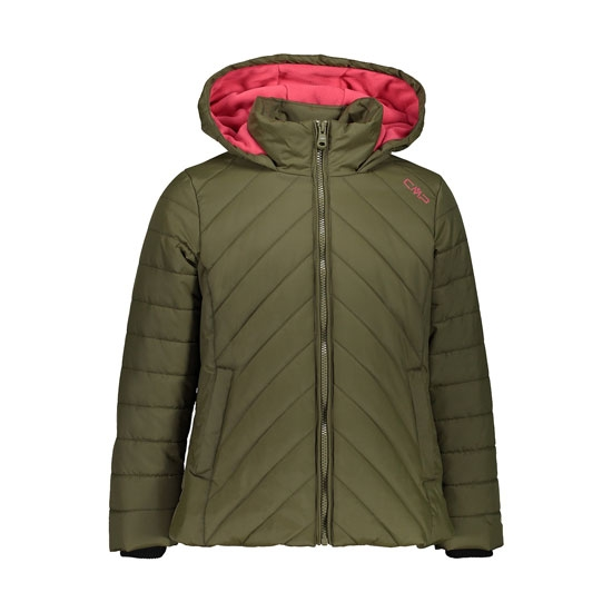 Campagnolo WP Synthetic Down Jacket Girl - Loden