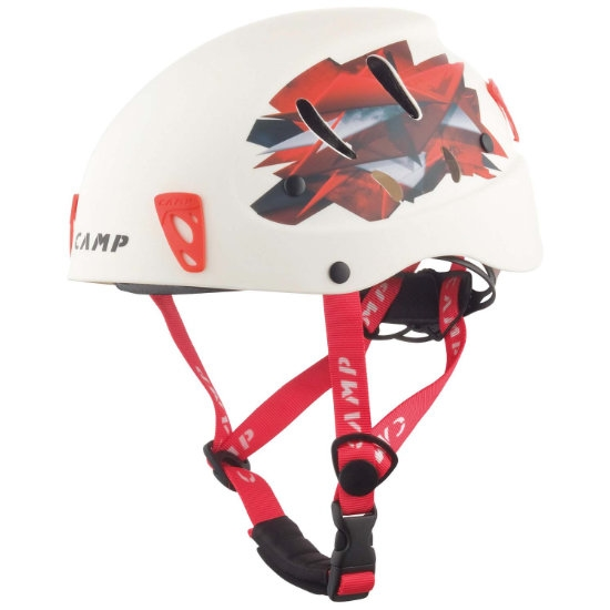 Camp Armour - White/Red