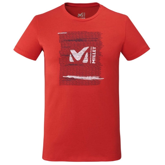 Millet Millet Rise Up TS SS - Fire