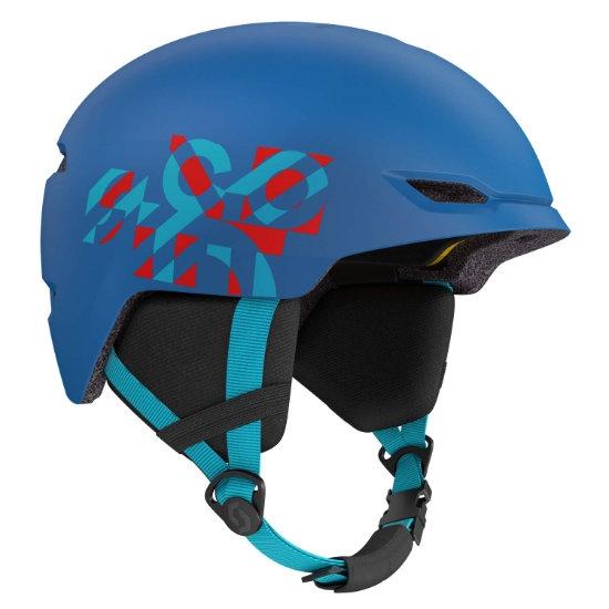 Scott Keeper 2 Helmet Jr - Dark Blue