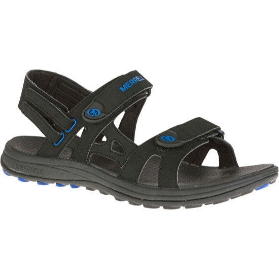 Merrell Cedrus Convert - Black/Snorkel Blue