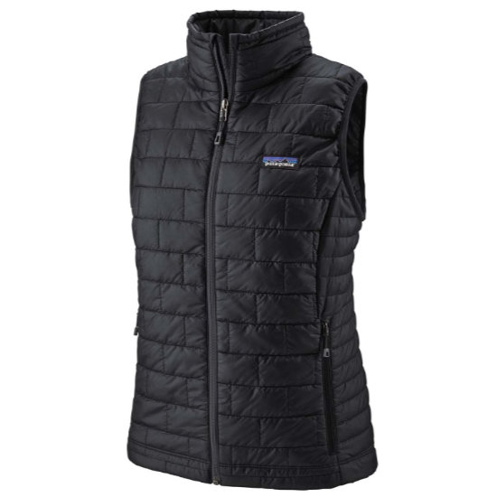 Patagonia Nano Puff Vest W - Black