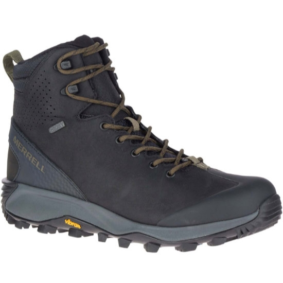 Merrell Thermo Glacier Mid Wp - Black
