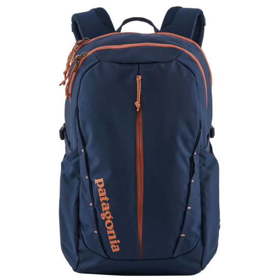Patagonia Refugio Backpack 26L W - Classic Navy/Mellow Melon
