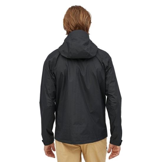 Patagonia Torrentshell 3L Jacket - Photo of detail