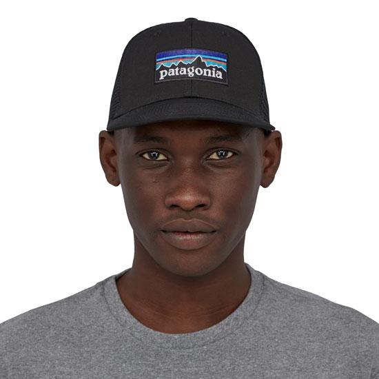 Patagonia P-6 Logo Trucker Hat - Photo of detail