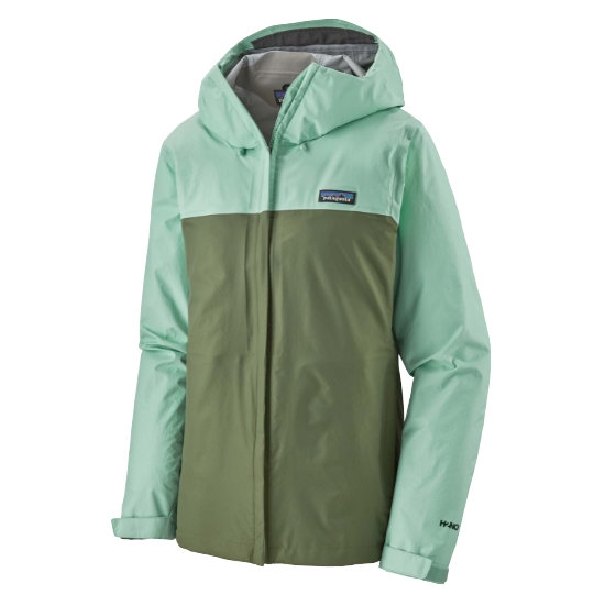 Patagonia Torrentshell 3L Jacket W - Gypsum Green