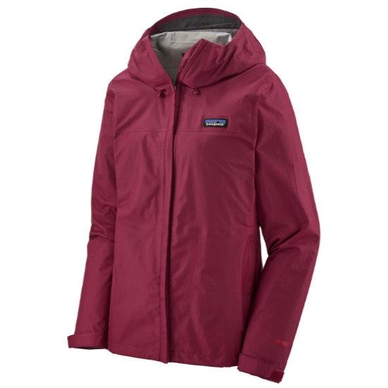 Patagonia Torrentshell 3L Jacket W - Roamer Red