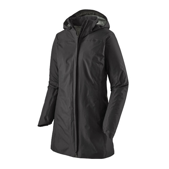 Patagonia Torrentshell 3L City Coat W - Black