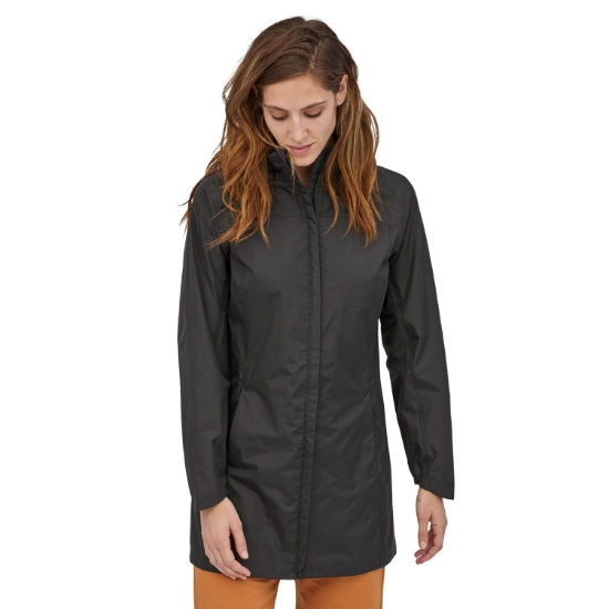 Patagonia Torrentshell 3L City Coat W - Photo of detail