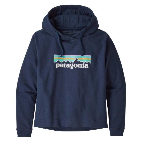 Patagonia Pastel P-6 Logo Uprisal Hoody W - Classic Navy