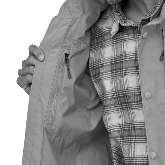 Patagonia Light Storm Jacket - Photo of detail