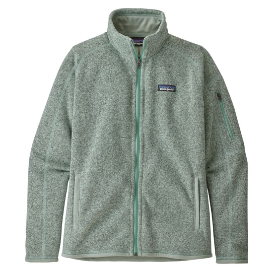 Patagonia Better Sweater Jacket W - Gypsum Green