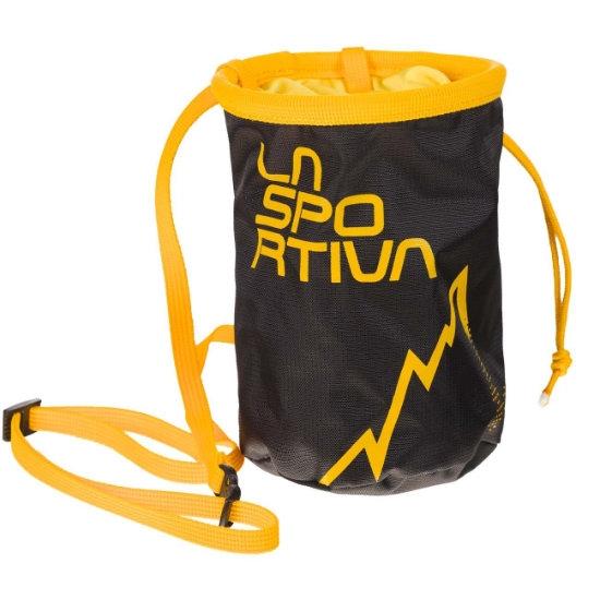 La Sportiva Lsp Chalk Bag - Black