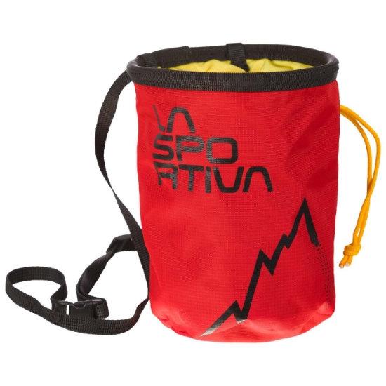 La Sportiva Lsp Chalk Bag - Rojo