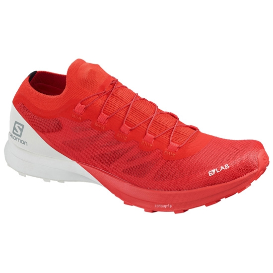 Salomon S-lab S/LAB Sense 8 - Red/White