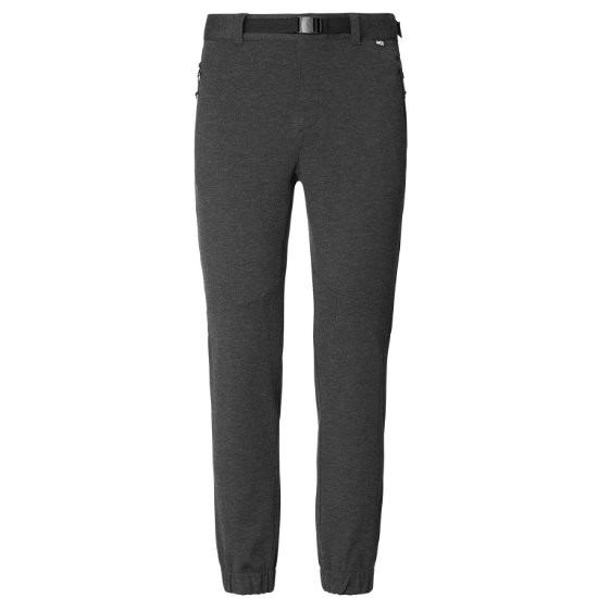 Millet Chino Jogger Pant - Deep Heather