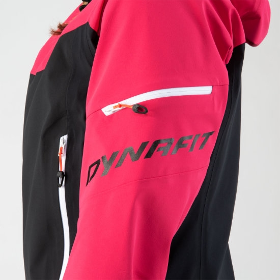 Dynafit Beast Hybrid Jacket W - Photo of detail