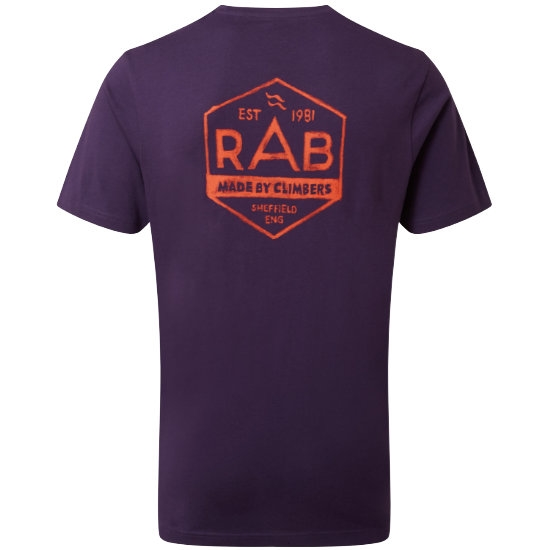 Rab Stance Hex SS Tee - Photo of detail