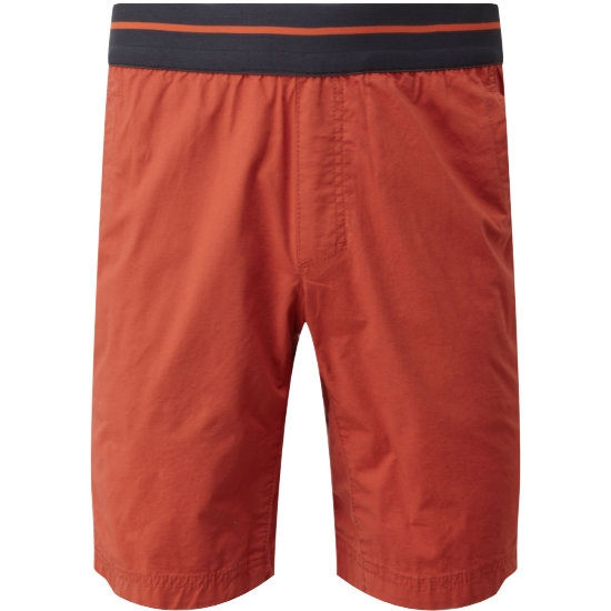 Rab Crank Shorts - Red Clay