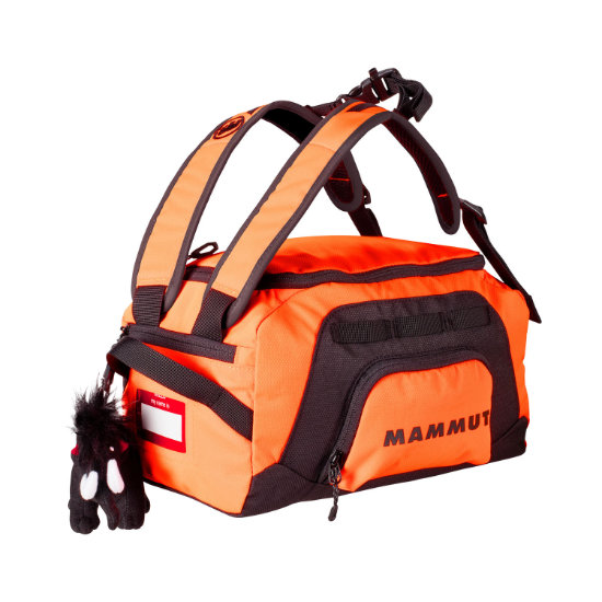Mammut First Cargo 12L Kids -  Sft Orange/Black