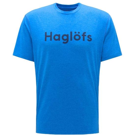 Haglöfs Ridge Tee - Storm Blue