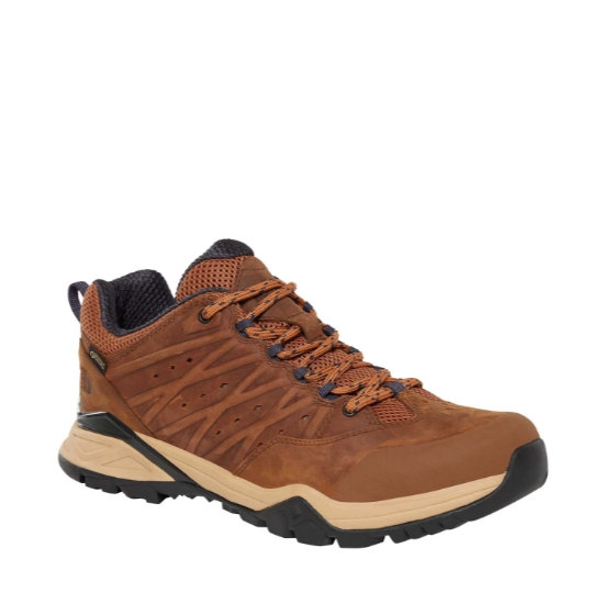 The North Face Hedgehog Hike GTX II - Timber Tan/India Ink