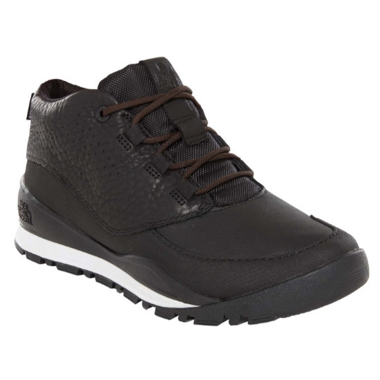 The North Face Edgewood Chukka - Tnf Black/Tnf White