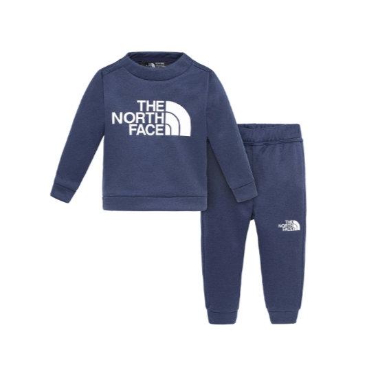 The North Face Surgent Crew Set Baby - Montague Blue