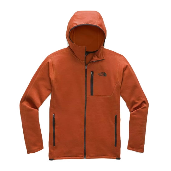 The North Face Canyonlands Hoodie - Picante Red Heather