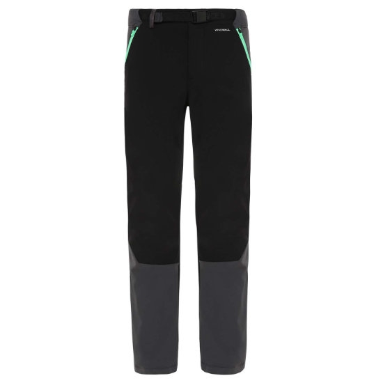 The North Face Diablo II Pant - Black/Chlorophyll Green