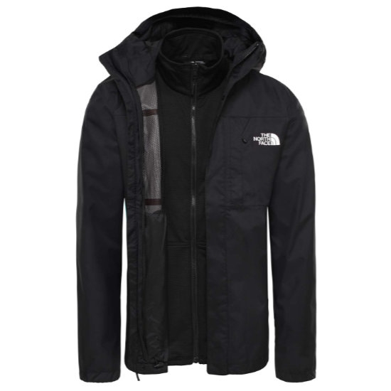 The North Face Quest Triclimate Jacket - Black