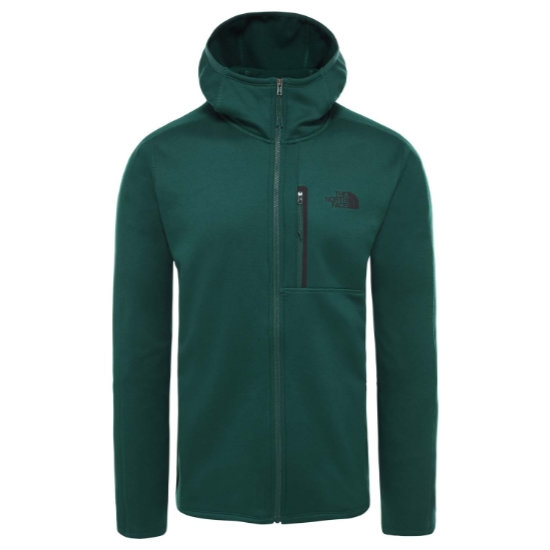 The North Face Canyonlands Hoodie - Night Green