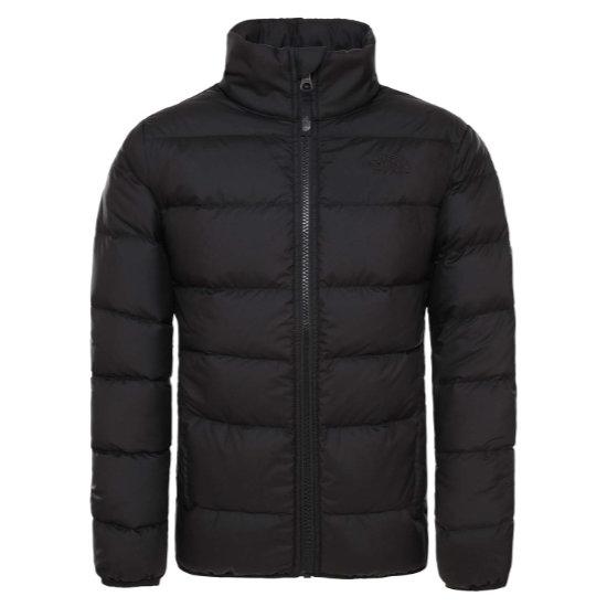The North Face Andes Jacket Boy - Black/Black