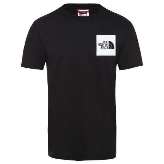 The North Face Fine Tee - Black