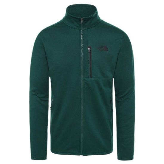 The North Face Canyonlands FZ - Night Green