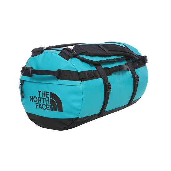 The North Face Base Camp Duffel S - Fanfare Green/Tnf Black