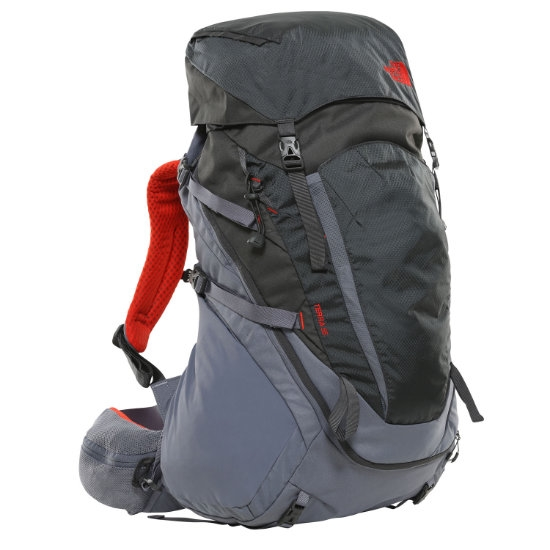 The North Face Terra 55L - Grisaille Grey/Asphalt Grey